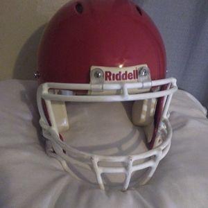 Riddle football gear
